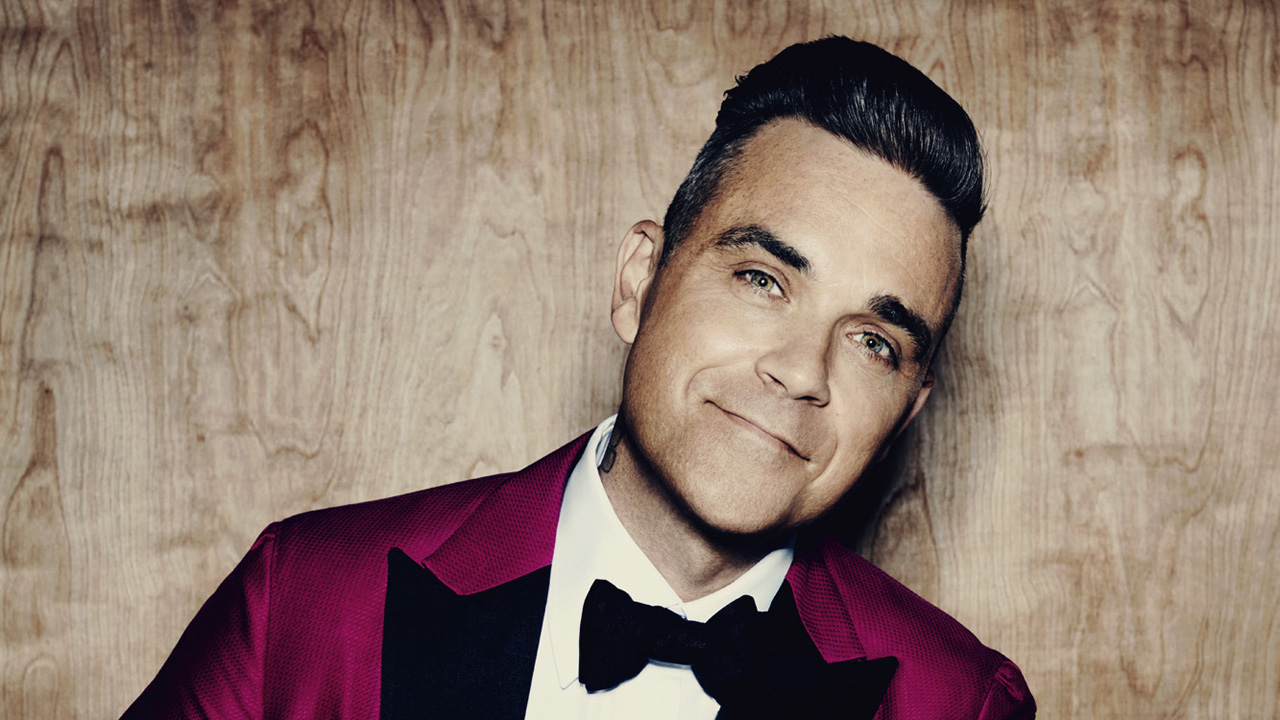 Robbie Williams (c) Sony Music