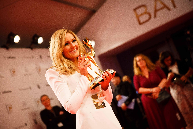 Helene Fischer begeisterte mit ihrem Auftritt beim BAMBI 2013 (c) Hubert Burda Media