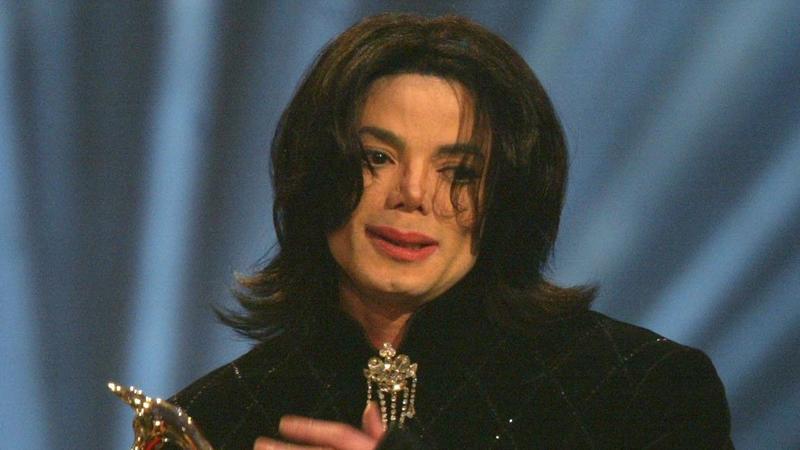 """Der 2009 verstorbene """"King of Pop"""" Michael Jackson bedankte sich überschwänglich: """"Ich liebe Deutschland, Ihr habt einen ganz besonderen Platz in meinem Herzen."""""""
