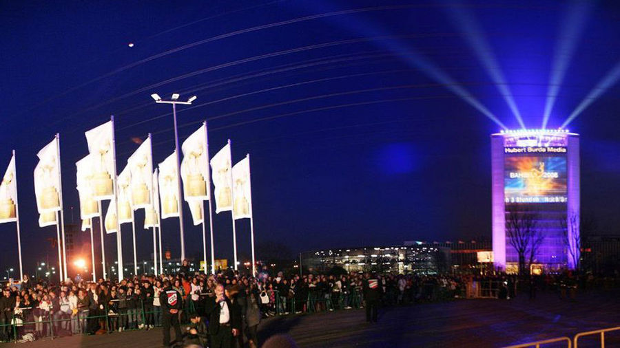 60. BAMBI-Verleihung in Offenburg: Glamouröser Ausnahmezustand