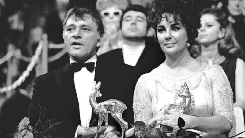 Klatsch und Tratsch: Den gab's zum Beispiel um Richard Burton und Liz Taylor