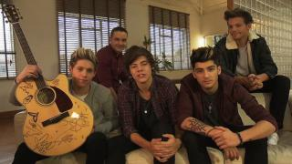 One Direction setzt sich für Kinder in Not ein